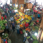 Port Louis Central Market